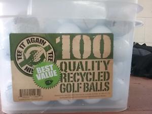 Golf Balls Greenslopes Brisbane South West Preview
