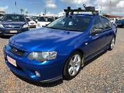 2007 Ford Falcon BF XR6 Durack Palmerston Area Preview