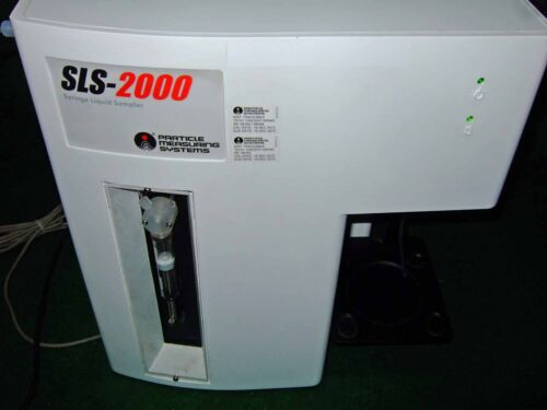 Particle Measuring Systems Syringe Liquid Sampler Sls-2000 253320-1000