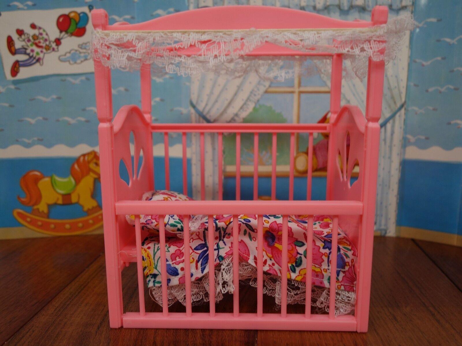 "Gloria  Nursery Play Set (9409) for 11.5""  Doll Furniture"