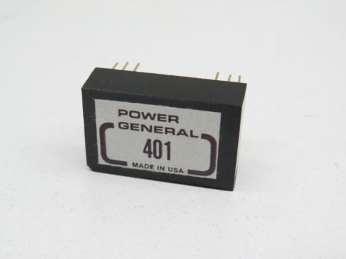 Power General 401 Electronic Component
