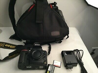 Nikon D800 36.3MP Digital SLR Camera - Black (Body Only) + bonuses
