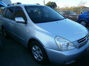 Kia Carnival***FREE 12 MONTHS WARRANTY*** Bayswater Bayswater Area Preview