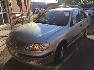 2001 Nissan Pulsar ST Automatic Sedan Sandgate Newcastle Area Preview
