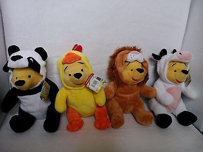 oh Tierkostüm Plüschtier Kuscheltier Stofftier Pu der Bär (Disney Tier Kostüm)