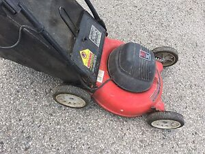 Electric Lawnmower for Sale! Mint Condition! Works great!