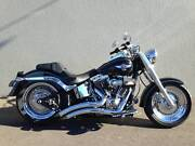 2017 Harley-Davidson Fat Boy Melrose Park Mitcham Area Preview