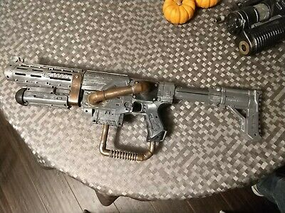Nerf Gun recon CS-6 Custom Cosplay Dieselpunk Steampunk Gears Renaissance