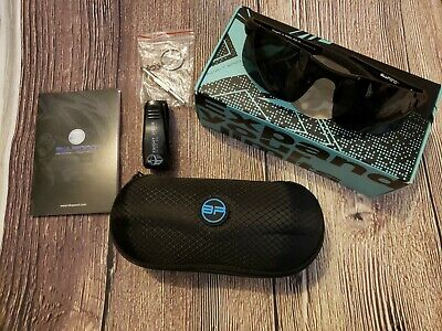 BLUPOND Polarized Sports Sunglasses for Men - Daytime Anti-Glare Copper TAC Len