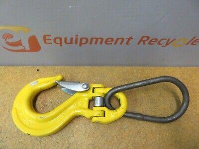 Gunnebo G-13-8 Eye Type Self Locking Hook Safety Lifting Sling Hooks