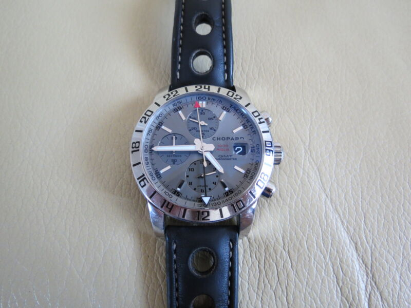 Chopard Mille Miglia Chronograph GMT 8992 Watch - watch picture 1
