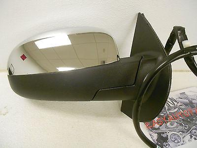 Factory OEM Genuine GM Right Passenger RH Side Chrome Heated Power Mirror *NEW*