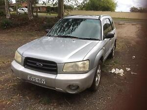 Subaru Forester 2.5 xs luxury for sale $5000 ONO make a offer Wingham Greater Taree Area Preview