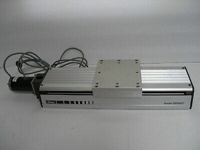 Parker Daedal 500000et Linear Table 12 Travel 506012et W Pds13-57-102 Motor
