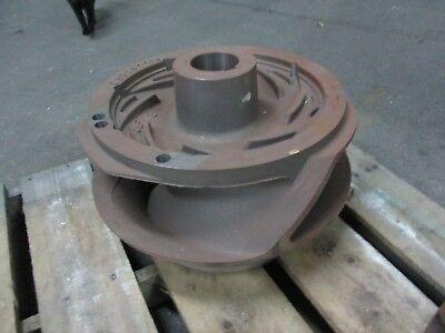 Flygt Iron Impeller 1228708j Casting 61513 New