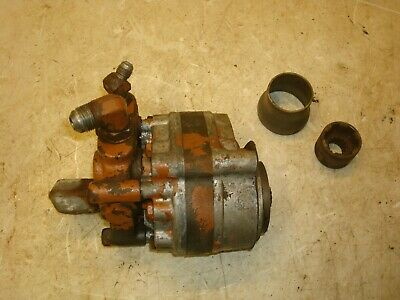 1962 Minneapolis Moline Mm Jet Star Tractor Hydraulic Pump