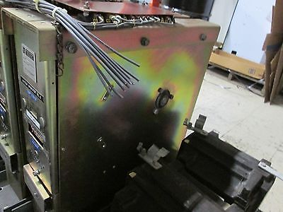 Sc Switch Operator 38760-dgq 120vac Metal- Enclosed Switchgear Used