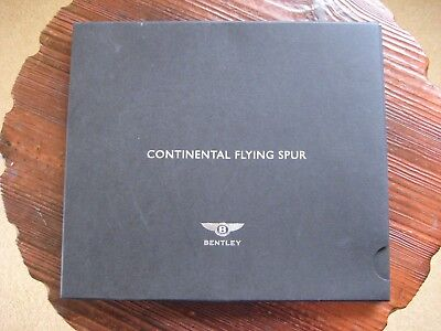 BENTLEY CONTINENTAL FLYING SPUR SPECIFICATION GUIDE, POISE, PERFORMANCE, PASSION