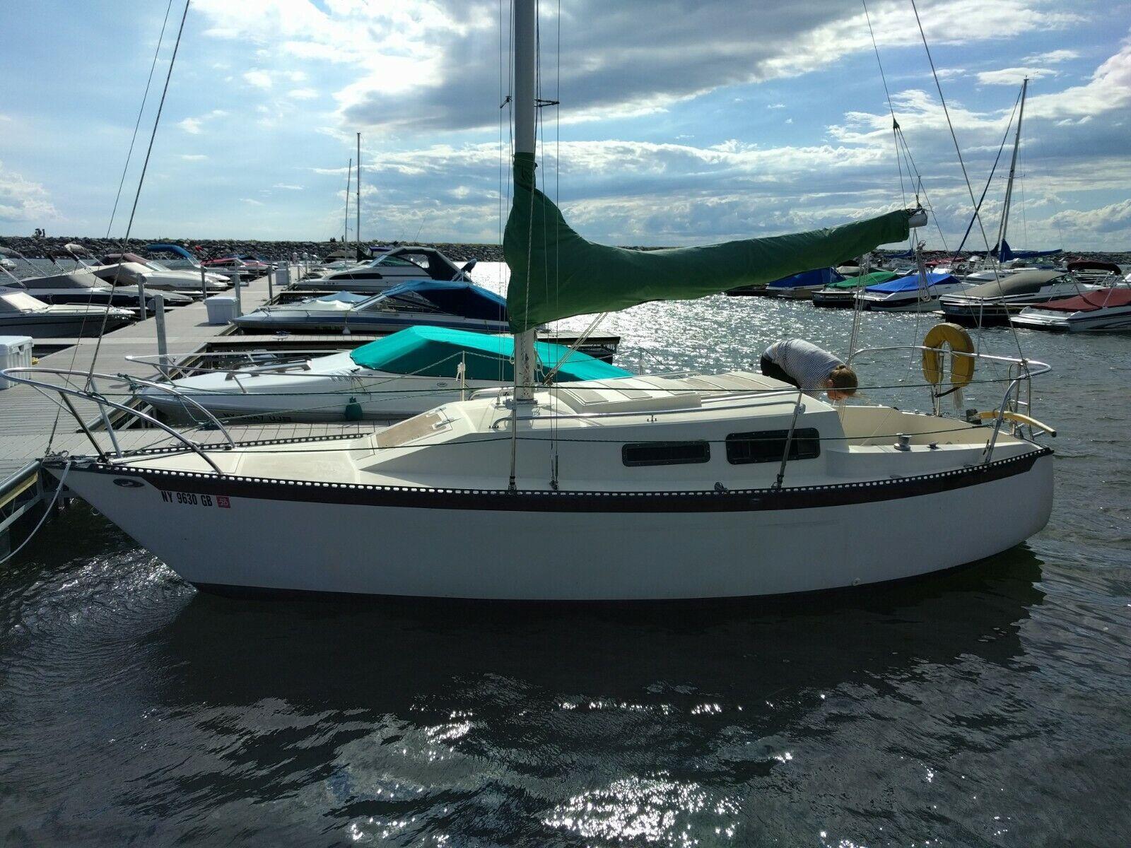 Trailerable Sailboat - Mark Marine Mark 23