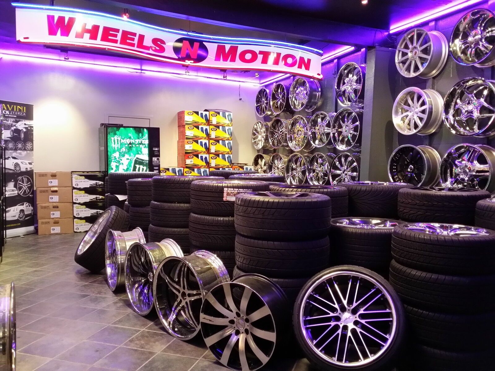 Wheels N Motion inc