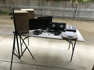Complete PROFESSIONAL DJ SETUP( LIGHTING / AUDIO / Miscellaneous)
