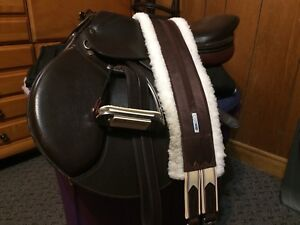 Regency English Saddle