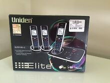 Uniden Phones With Answering Machine & 3 Phones & Bluetooth As New Ballarat North Ballarat City Preview