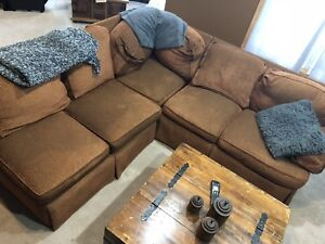 CUSTOM MADE SECTIONAL from McElheran's - was $15,000.00