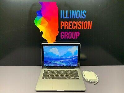 CATALINA MacBook Pro Pre-Retina 13 INTEL i5 = 16GB RAM 500GB = WARRANTY OS-2019