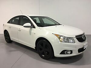 From $43 per week 2013 Holden Cruze Equipe sedan diesel auto Southport Gold Coast City Preview