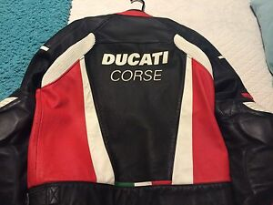 Ducati dainese sport bike jacket- size 52-$600 Cambridge Kitchener Area image 3