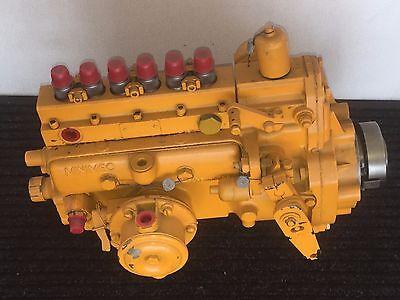 Allis Chalmers Loader W2900 Engine Diesel Fuel Injection Pump - New Lucas Simms