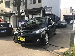 Mazda 2 gennki Homebush Strathfield Area Preview