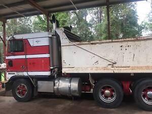 Kenworth Tip Truck Yandina Maroochydore Area Preview