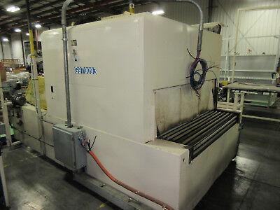 Rbs Heat Shrink Tunnel Capacity 66 W X 20 H Heat Tunnel Exposure Length 72