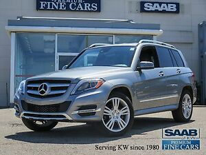 2014 Mercedes-Benz GLK 250 Bluetec Turbo  Diesel  AWD One Owner