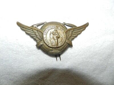 Sterling Silver Baby Badge with 4-Way Charm and Polished Badge Pin 1 X 5//8 inches