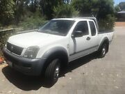 2006 Holden Rodeo utility 4 x 2. Maida Vale Kalamunda Area Preview