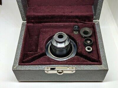 Ao Series 4 Dark Field Microscope Condenser
