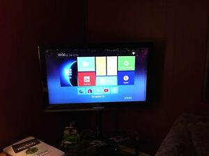 """Selling 46"""" LCD TV with three HDMI ports (pending pick up)"""