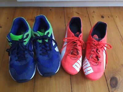 Puma DuoFlex EvoSpeed 4 Football Boots Size  5.5 & Trainers Size 5