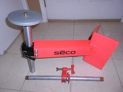 Seco Column Bracket Clamp For Trimble Topcon Lecia Total Stations Lasers