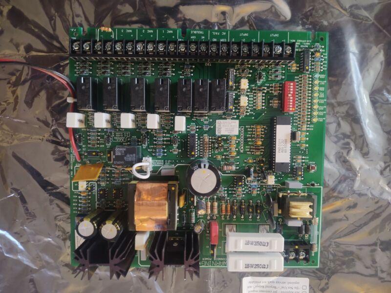 SIEMENS Used PAD-3 Distributed Power Module NAC Expander