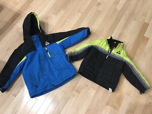 3 in 1 winter jacket size 6