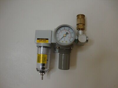 Pneumaticplus Air Filter Regulator Lubricator