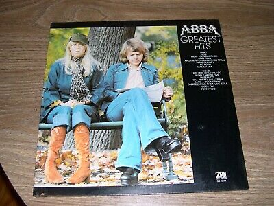 ABBA GREATEST HITS ATLANTIC RECORDS SD19114 LP VINYL SEALED
