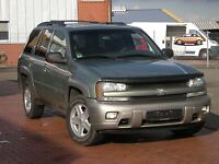 Chevrolet Trailblazer LPG mit Unterflurtank