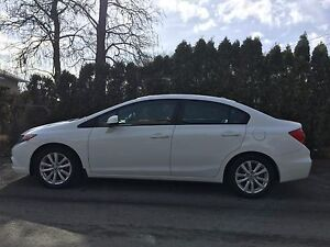 2012 Honda Civic EXL (Fully Loaded) 75,015KMS!