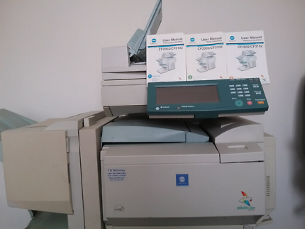 Minolta Photocopier