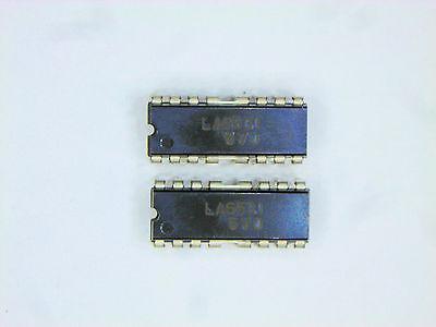 La6531 Original Sanyo 16p Dip Ic 2 Pcs